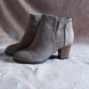 Charlotte Russe high heel boots